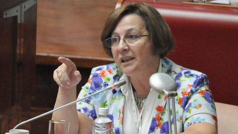 Raquel Di Perna sería la dirigente con mayor consenso para conducir el partido fundado por el exgobernador Das Neves.