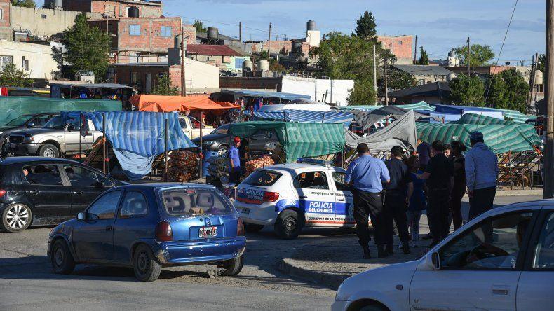 Jesús Leonardo Aguilar recibió un disparo en el tórax luego de una discusión que mantuvo con dos jóvenes en La Saladita.