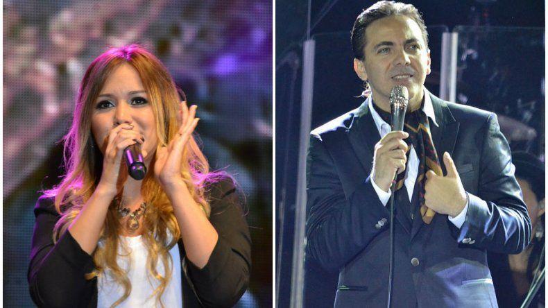 Cristian Castro y Karina La Princesita abren la Fiesta Nacional del Lago