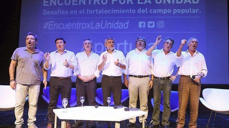 El Encuentro de dirigentes peronistas expuso las diferencias que hay en el partido.