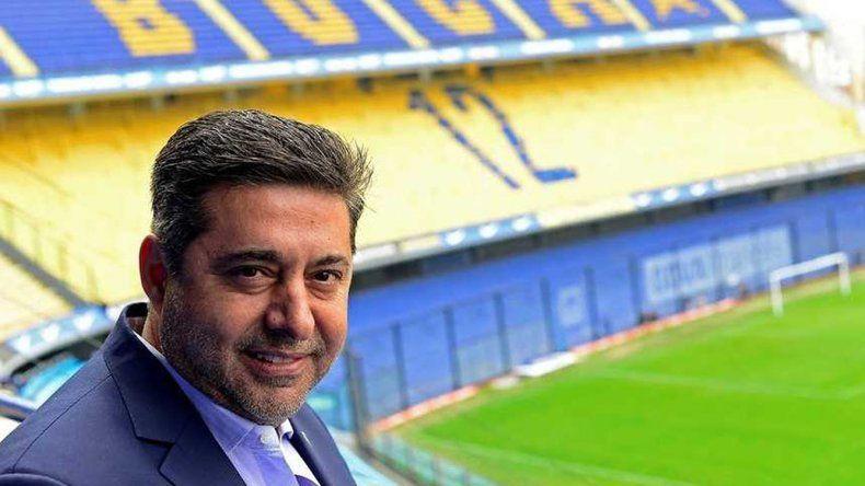 Daniel Angelici admite que la deuda de su gestión es ganar la Copa Libertadores.