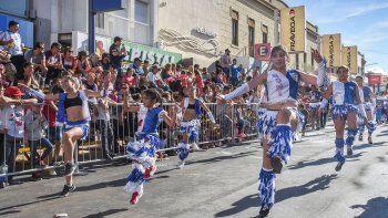 Hoy a las 16 continuará la fiesta de Carnaval.