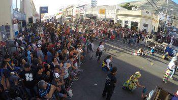 Carnaval sin inconvenientes en el tránsito y con fluidez en accesos