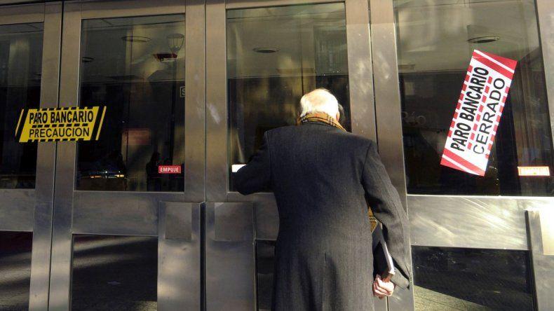 La Bancaria anunció un paro nacional para el 6 de abril y otro de 48 horas la semana siguiente