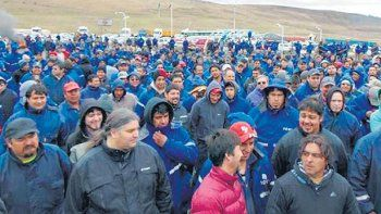 Los mineros de Río Turbio corren el serio riesgo de quedarse desocupados.