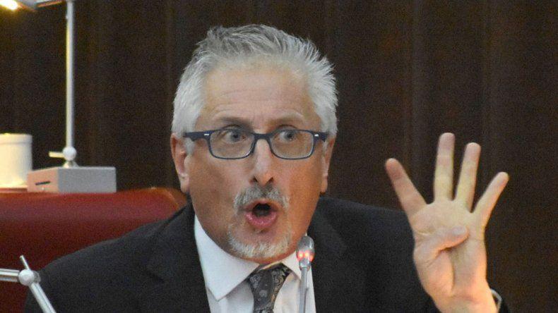 Jerónimo García afirma que los votos de su bloque están seguros; que no habrá fugas.