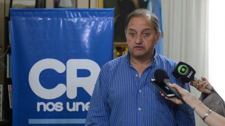 Linares molesto: alcanza con salir a la calle y van a ver que no hay ningún trabajo por parte de Nación o Provincia.