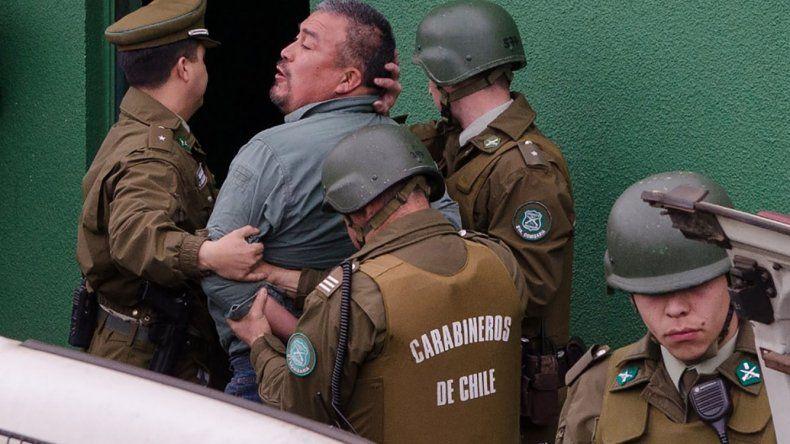 El Instituto Nacional de Derechos Humanos de Chile se constituyó como querellante por la detención de 8 mapuches que estuvieron 26 días en prisión con pruebas plantadas.