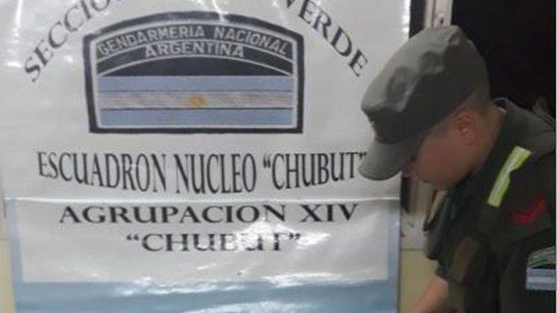 Persecución en Arroyo Verde: detuvieron a un motociclista con droga