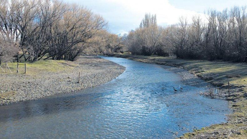 Quieren prohibir bañarse en el Río Chubut