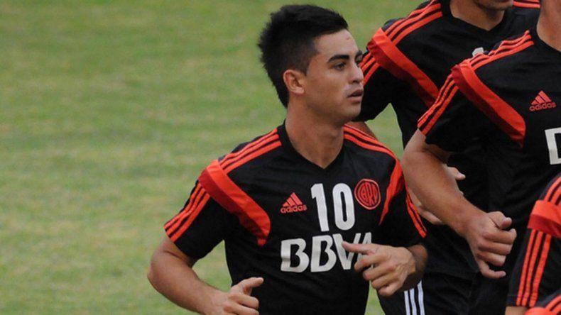 Gonzalo Martínez sufrió una lesión en el sóleo izquierdo y quedó descartado para el juego con Godoy Cruz de Mendoza.