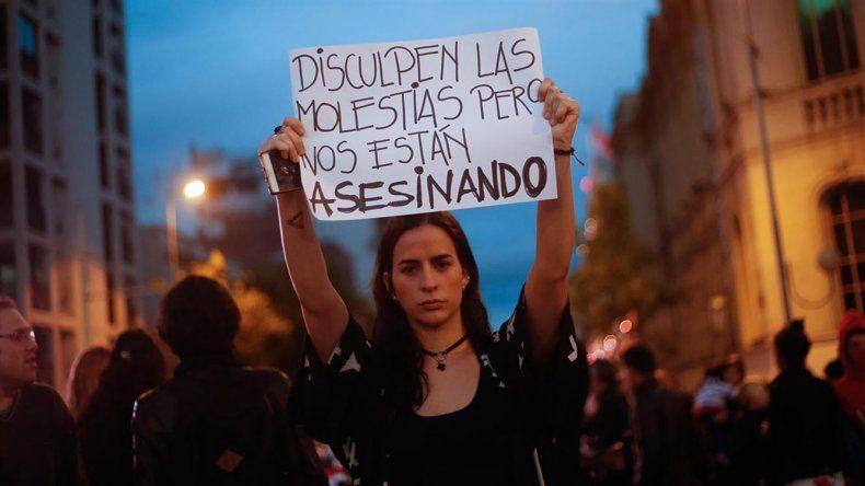 En Buenos Aires 119 mujeres fueron asesinadas en 2017