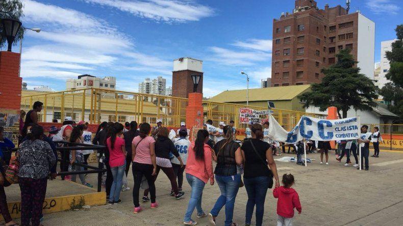 La CTA se movilizó contra las políticas de Macri