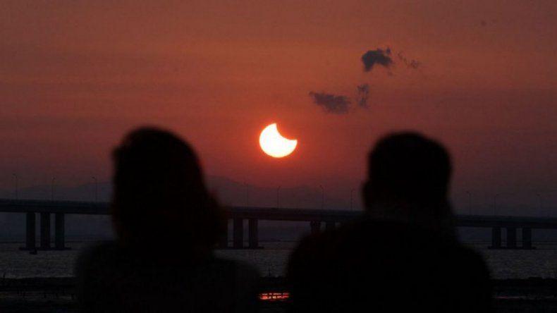 ¿Dónde y a qué hora podrá verse el eclipse solar?