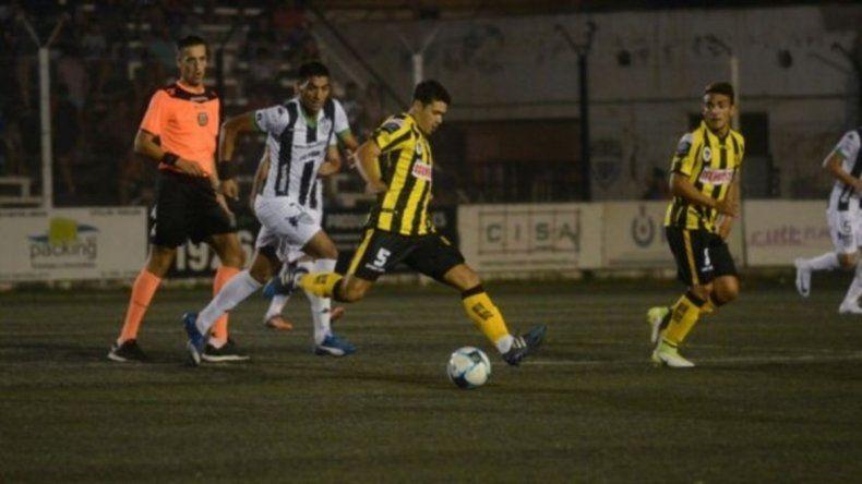 Deportivo Madryn logró una valiosa victoria en Cipolletti