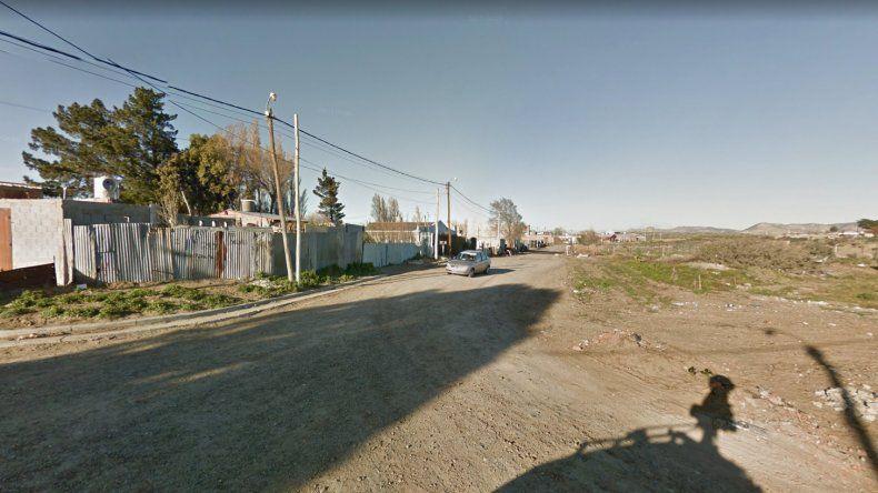Un hombre murió al quedar atrapado en el incendio de su vivienda