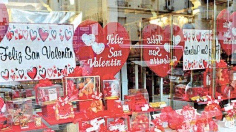 Este año San Valentín se vivió con mucho amor y poco consumo
