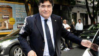 Le rechazaron un recurso a Zannini y seguirá detenido