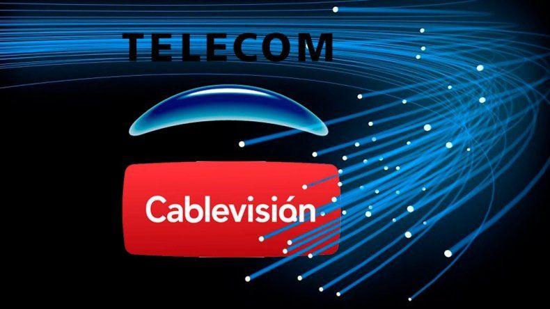 Piden frenar la fusión entre Telecom y Cablevisión