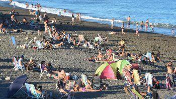 Comodoro fue la sexta ciudad más calurosa del país