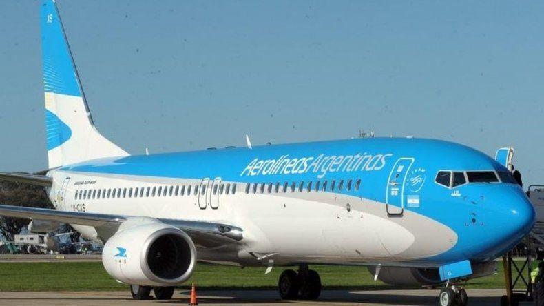 Los pilotos de Aerolíneas ratifican el paro para el fin de semana