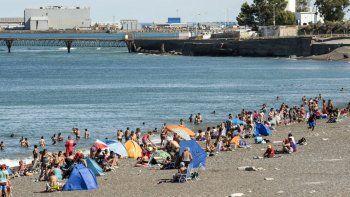 comodoro vuelve a ser una de las ciudades mas calurosas del pais
