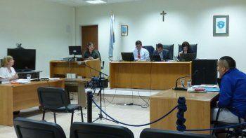 declararon ocho testigos en el juicio por el crimen de luis diaz