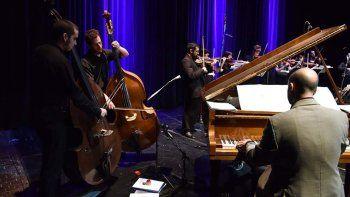 La orquesta de tango llega precedida de muy buenos comentarios.