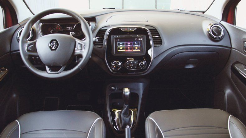 Renault Captur: también con caja automática