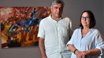 Los curadores de la exposición, Martín Prieto y María Teresa Constantin, se presentan en Conexión Saer, una muestra que busca vincular la obra del escritor con el territorio santafesino.