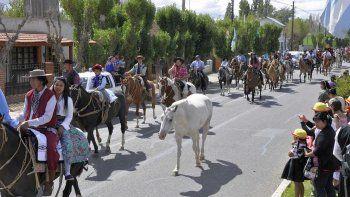 hoy concluye la fiesta provincial del caballo