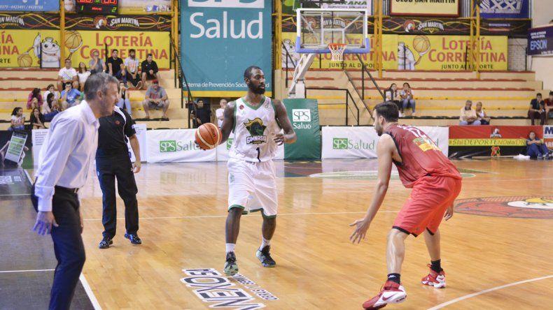 Gimnasia y San Martín se enfrentaron en el estadio Fortín Rojinegro