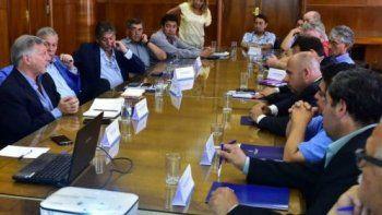 La reunión con Aranguren en Telsen se adelantó para mañana