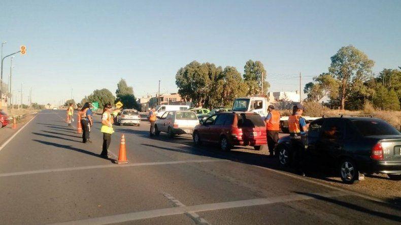 Agencia de Seguridad Vial detectó en Chubut 17 alcoholemias positivas