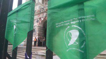El reclamo por el aborto seguro toma las redes y las calles