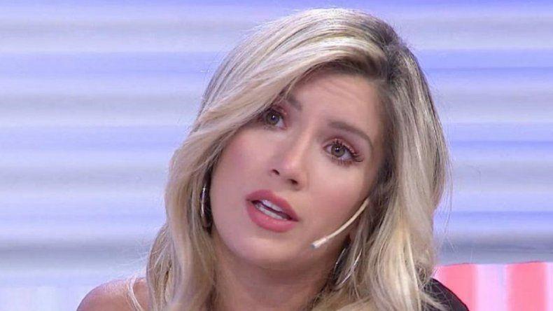 Llorando, Laurita Fernández confirmó la separación de Fede Bal