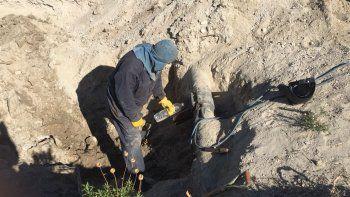 descubrieron numerosas conexiones ilegales de agua