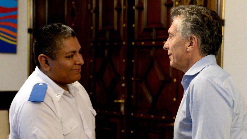 Piden el juicio político a Mauricio Macri por el Caso Chocobar