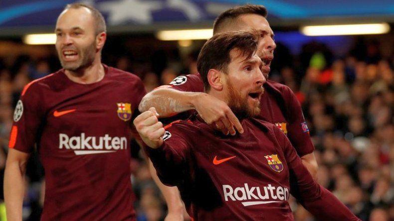 Chelsea y Barcelona empataron en Inglaterra