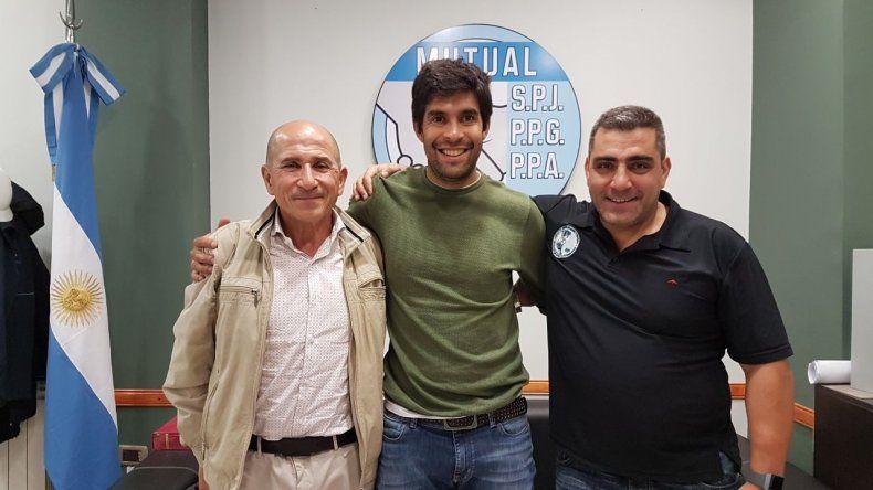 Petroleros Jerárquicos firmó un convenio de colaboración institucional con su par de Cuyo