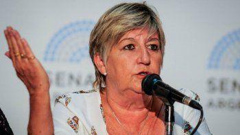 La senadora Nancy González advirtió que  el endeudamiento de Macri es récord