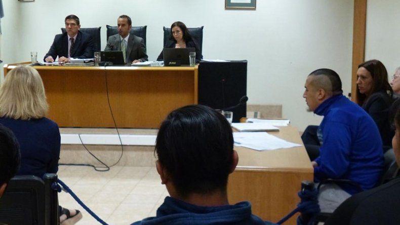 Por unanimidad el tribunal declaró la responsabilidad penal de José Miguel Guineo por el homicidio de Luis Díaz.