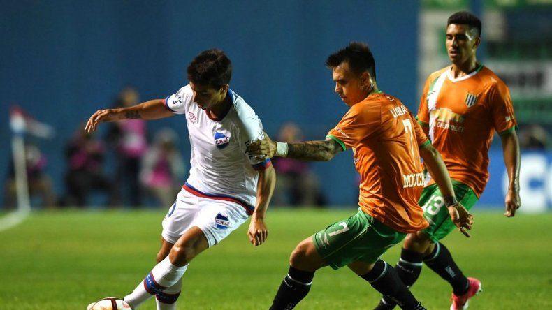 Nacional eliminó a Banfield de la Libertadores