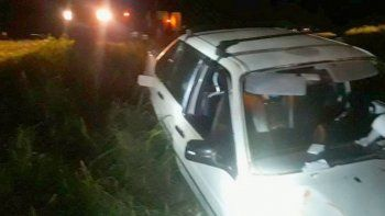 murio joven caletense tras accidentarse en la autovia cordoba - rio cuarto