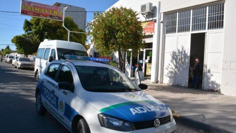 Preventiva a imputados por el robo armado en supermercado chino