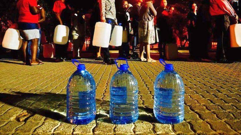 La ciudad que redujo a la mitad su consumo de agua diario