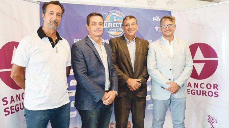 Acuerdo entre Sancor Seguros y la Federación del Vóleibol