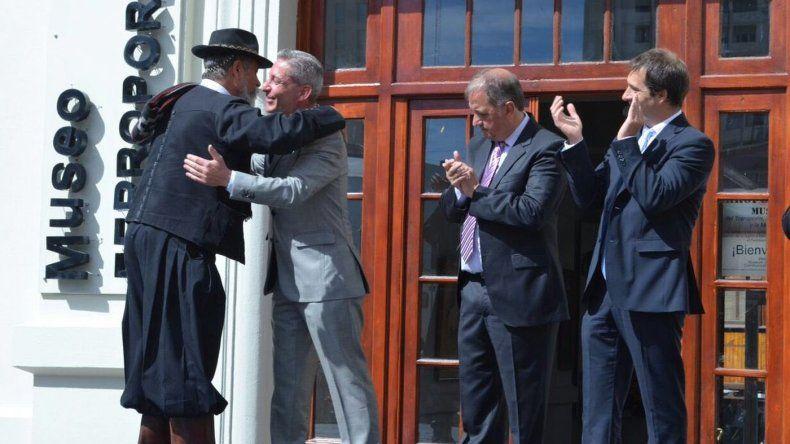 Emotivo acto por el 117° aniversario de Comodoro con entrega de reconocimientos