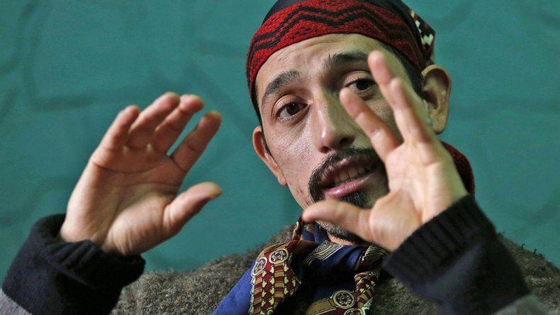 Jones Huala levantó la huelga de hambre y podrá celebrar el año nuevo mapuche