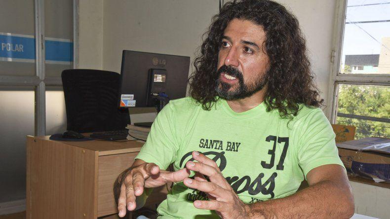 Nelson Alanis encabeza la nueva línea interna de la Unión Cívica Radical en Comodoro Rivadavia.